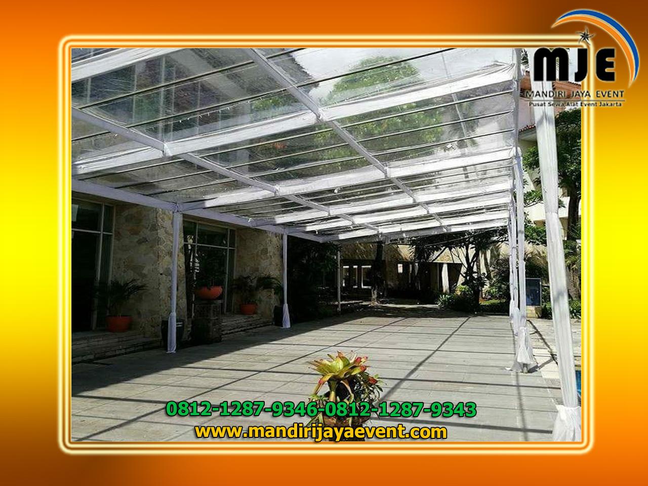 Sewa Tenda Transparan Bogor