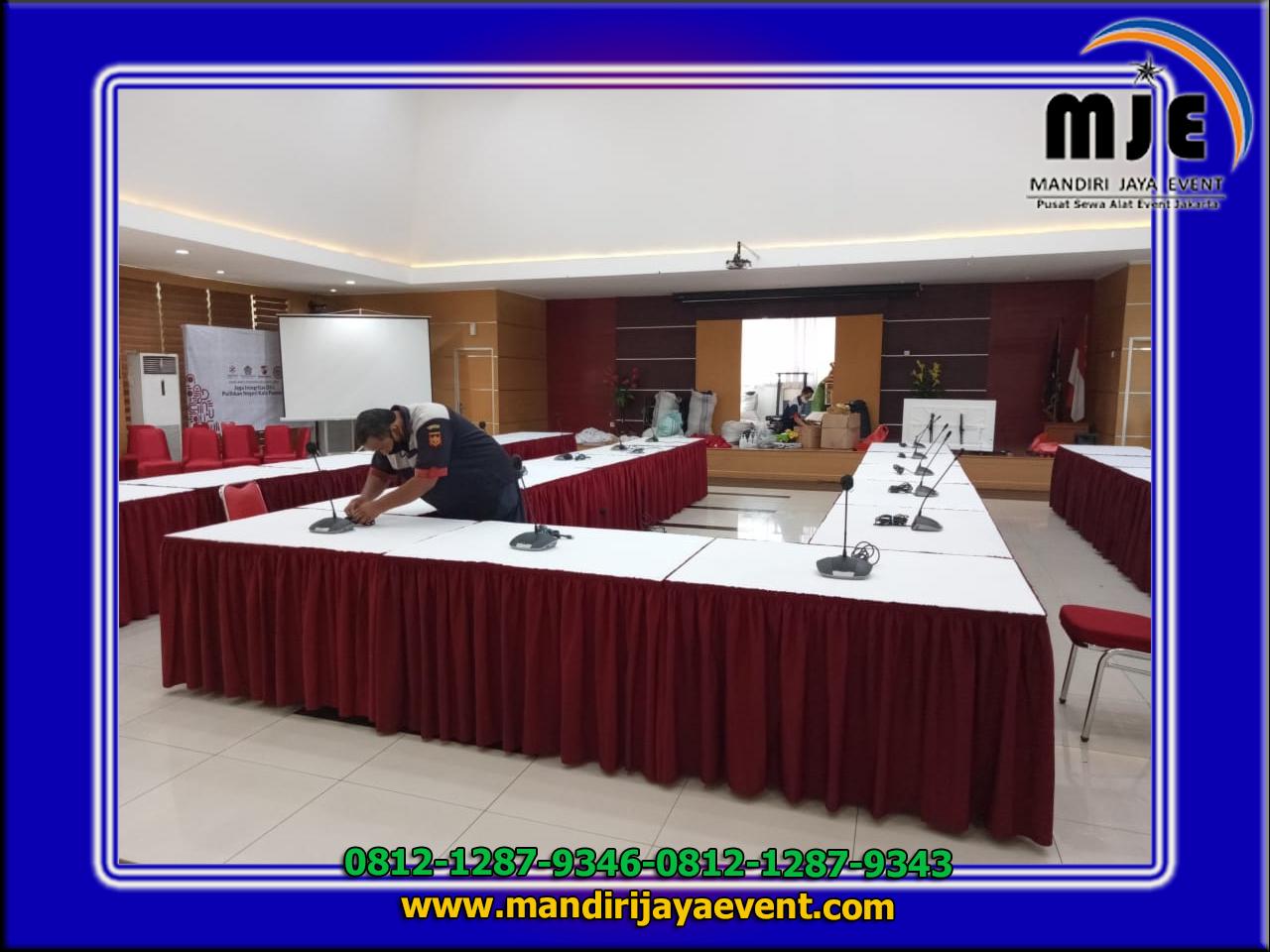 Sewa Meja Kotak Multiplek di Jakarta