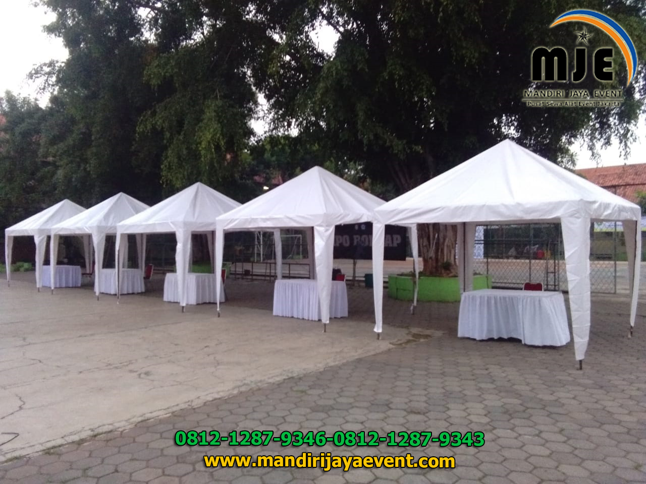 Sewa Tenda Bazar 3X3m Murah di Jakarta