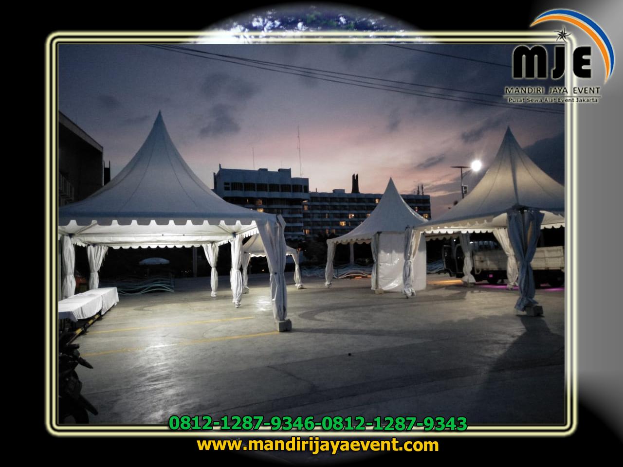 Sewa Tenda Sarnavil 5x5M DKI Jakarta