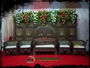 Sewa Perlengkapan Wedding Tenda Meja Kursi